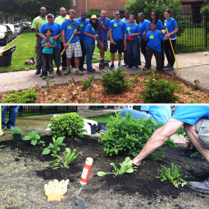 Chatham Neighborworks Day&nbsp;<br/><br/><span style='font-size: .7em; color: #868686; font-weight: bold;'>June 2013 | Chicago</span>